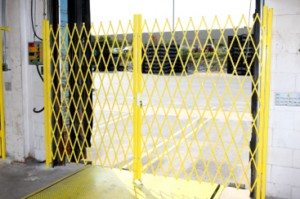 Security Gates And Partitions